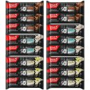 Power System 50% Protein Big Block Riegel (100g) | Mix 16er
