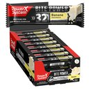 Power System Bite Power Protein Riegel 32% - 35g Banane...