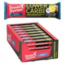 Power System LOW er CARB Protein Bar 45% Lemon-Cheesecake...