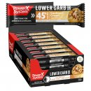 Power System LOW er CARB Protein Bar 45% Cookies & Cream...