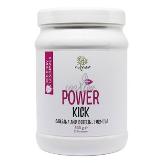 ProVista Power Kick Maltodextrin - 500g Red Berry